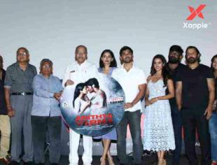 Adithya Varma movie trailer launch photos