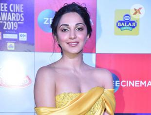 Kiara Advani at Zee Cine Awards 2019 in Mumbai - Photos