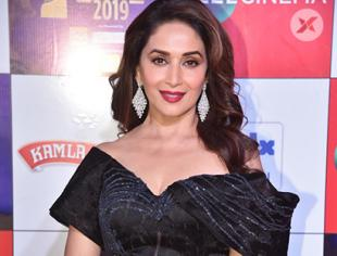 Madhuri Dixit at Zee Cine Awards 2019 in Mumbai