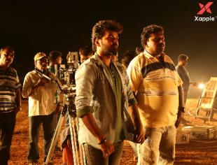 Jai starrer Breaking News movie stills