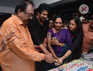 Krishnam Raju Birthday Celebration Photos
