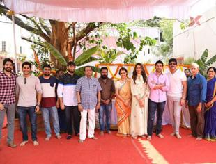 Manmadhudu 2 Movie Opening Photos