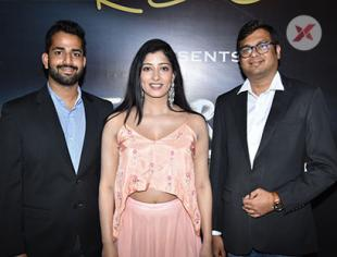 Actress Niharica Raizada at the Ren Hotels Food Festival 1.0 in Nashik