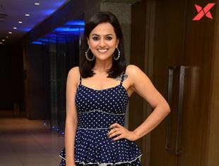 Shraddha Srinath at Jersey Movie Appreciation Meet