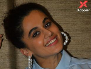 Taapsee Pannu spotted at JW Marriott Juhu - photos