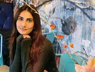 Vaani Kapoor looks pretty cool in her latest photos