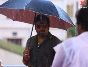 Vijay Sethupathi's Sangathamizhan movie stills