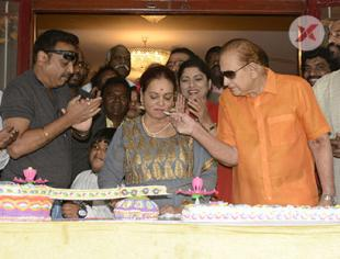 Vijaya Nirmala Birthday Press Meet Photos