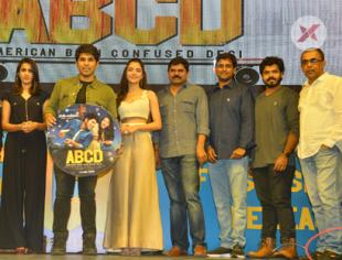 ABCD Movie First Song Launch Photos