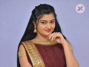 Aksitha Latest Photos From Prementha Panichese Narayana Movie Press Meet