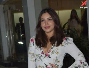 Bhumi Pednekar spotted at sunny sound in Juhu - Photos
