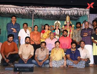 Perumalae - 120th successful stage show stills