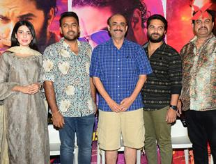 Falaknuma Das Movie Press Meet Photos