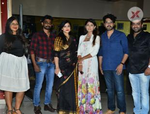 Jessy Movie Success Meet