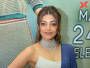 Kajal Agarwal Latest Photos at SITA Pre-Release event