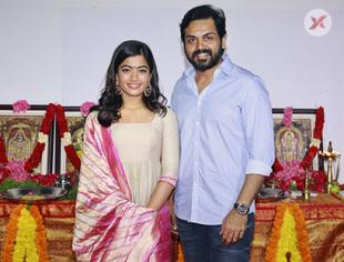 Dream Warrior Pictures 'Karthi19' - Photos