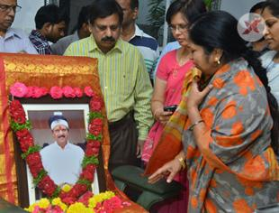 Celebrities Pay Homage to Kodi Ramakrishna