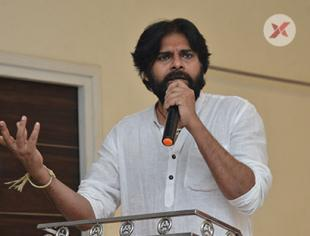 Janasena Chief Pawan Kalyan Files Nomination From Bhimavaram Photos
