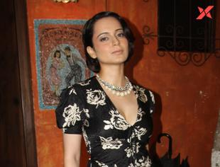 Success party of Judgementall Hai Kya film - Kangana Ranaut