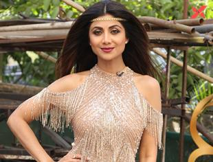 Shilpa Shetty Latest Pictures from the Super Dancer Chapter 3