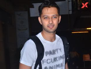 Vatsal Sheth spotted at gym in Juhu - Photos