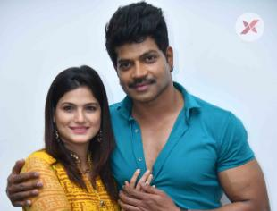 Rugged Movie Audio Release Press Meet Photos