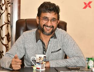 Director Teja Interview photos