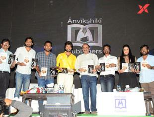Vijay Deverakonda at Cinema Kathalu Book Launch Photos