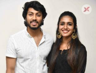 Vishnu Priya Film Press Meet Photos