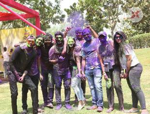 Rang Rave - 2019 Holi bash held at Hyatt Hyderabad