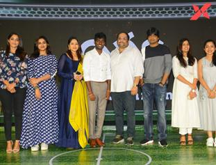 Whistle Movie Press Meet - Photos