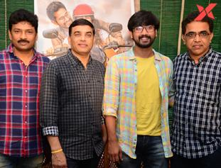 Iddari Lokam Okkate Movie Pressmeet - Photos