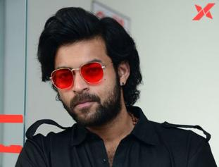 Hero Varun Tej Interview Photos - Valmiki
