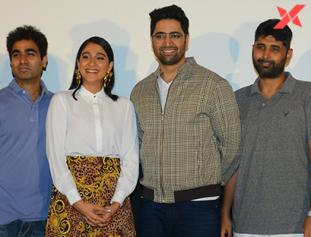 Evaru Success Meet Photos - Regina Cassandra, Adivi Shesh