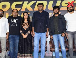 Gang Leader Movie Successmeet Photos