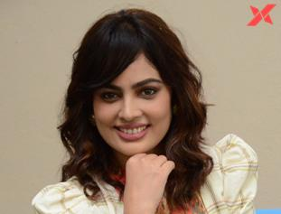 Nanditha Swetha latest stills from Light House Cine Magic Production No 2 movie opening