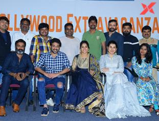 Tollywood Star Night at  America (USA) Press Meet photos