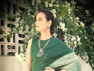 Beautiful Photoshoot Pictures of Indian Actress and Model Dia Mirza