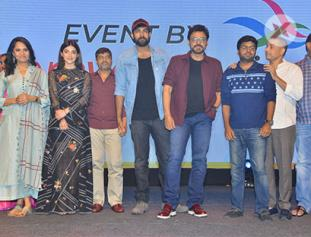 F2 Movie Success Meet Photos