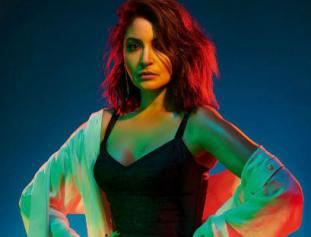 Bollywood Diva Anushka Sharma's latest photoshoot for Vogue India magazine