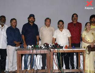 Tamil Actors Association Press meet Photos
