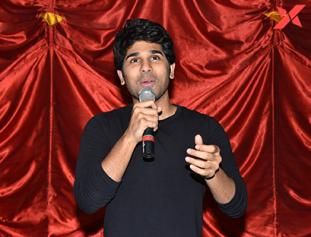 Allu Sirish Photos At Bramarambha Theatre