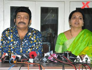 Jeevitha Raja Sekhar Press meet Photos