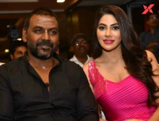 Kanchana 3 Movie Press Meet Photos