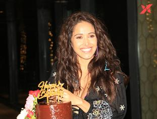Nushrat Bharucha Birthday party at Estella Juhu
