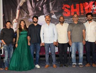 Shivan Movie Teaser Launch Photos