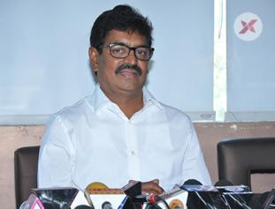 Sivaji Raja Press Meet at Maa - Photos