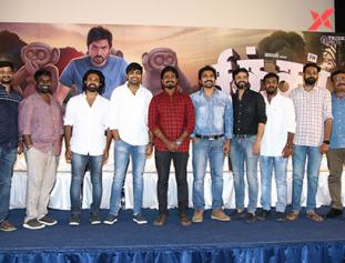 Sixer Tamil Movie Press Meet Photos
