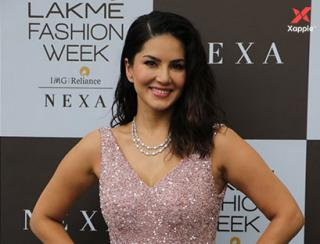 Sunny Leone at Vegan Fashion Campaign Launch - Photos