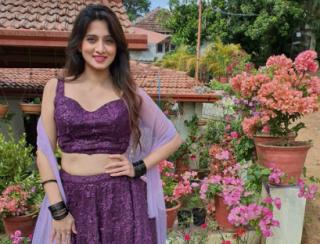 Cute and Pretty Harshika Poonacha photos